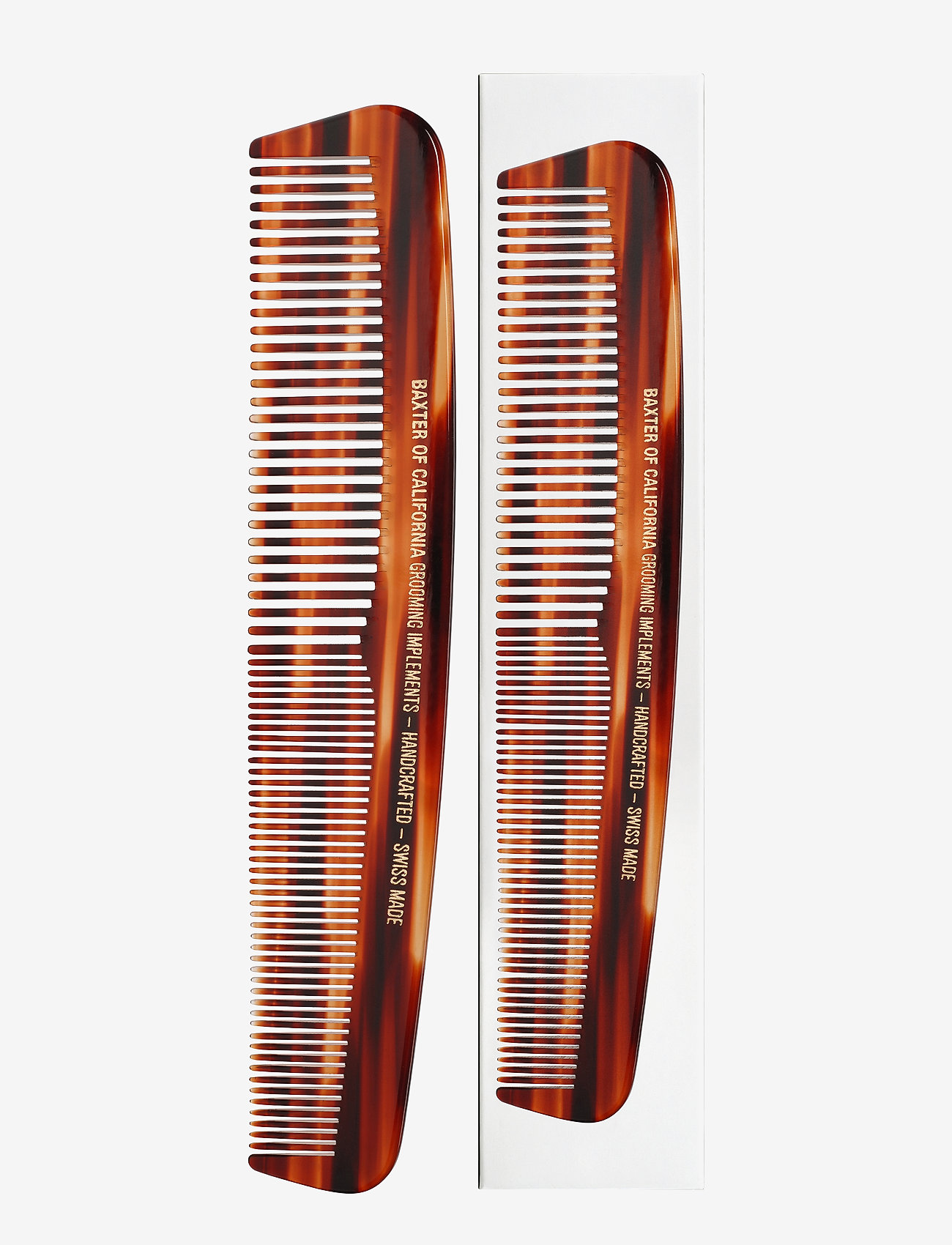Baxter of California - LARGE COMB - styling - brown - 1
