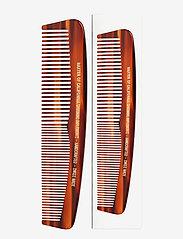 Baxter of California - POCKET COMB - hårbørster & kammer - brown - 1