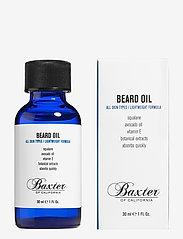 Baxter of California - BEARD Oil 30ML - skægolie - no color - 1