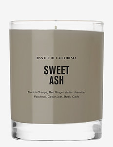 SCENTED CANDLE - SWEET ASH - doftljus - no color