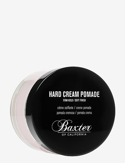 HARD CREAM POM 60ML - pomade - no color