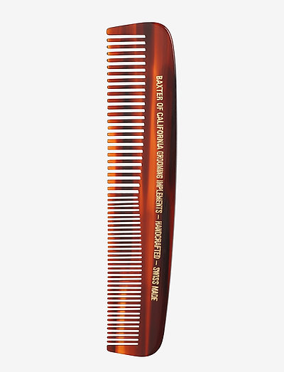 BEARD COMB - BROWN