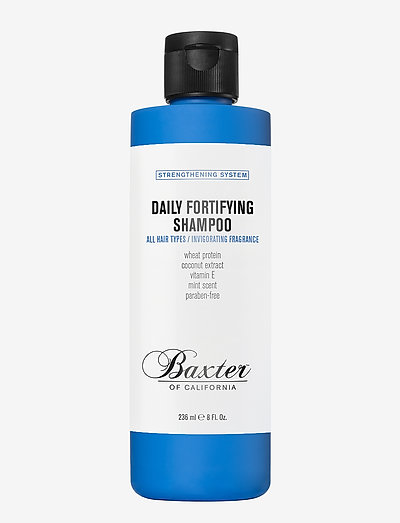 DAILY FORTIFYING SHAMPOO 236ML - NO COLOR