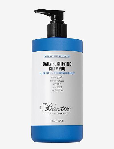 DAILY FORTIFYING SHAMPOO 473 ML - shampoo - no color
