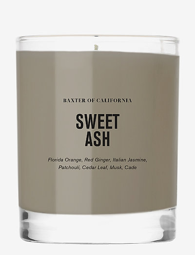 SCENTED CANDLE - SWEET ASH - dufte - no color
