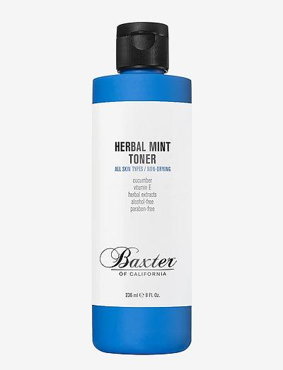 HERBAL MINT TONER - kasvojen puhdistus - no color