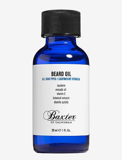 BEARD Oil 30ML - skægolie - no color