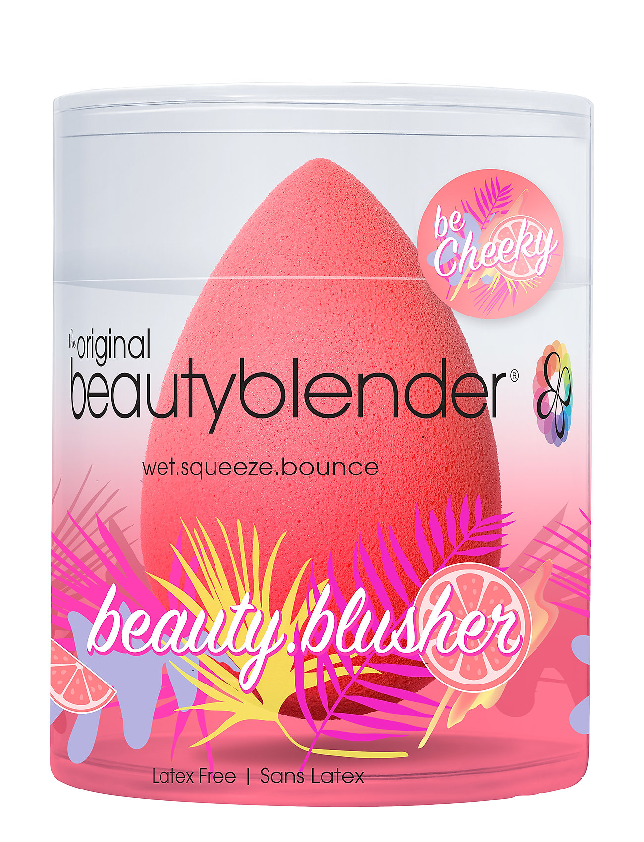 Image of Beautyblender Beauty.Blusher Cheeky Beauty WOMEN Makeup Makeup Brushes Sponges & Applicators Nude Beautyblender (3416354279)