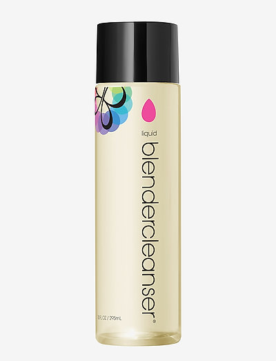 beautyblender liquid blendercleanser (295ml) - meikkisiveltimen puhdistusaineet - clear