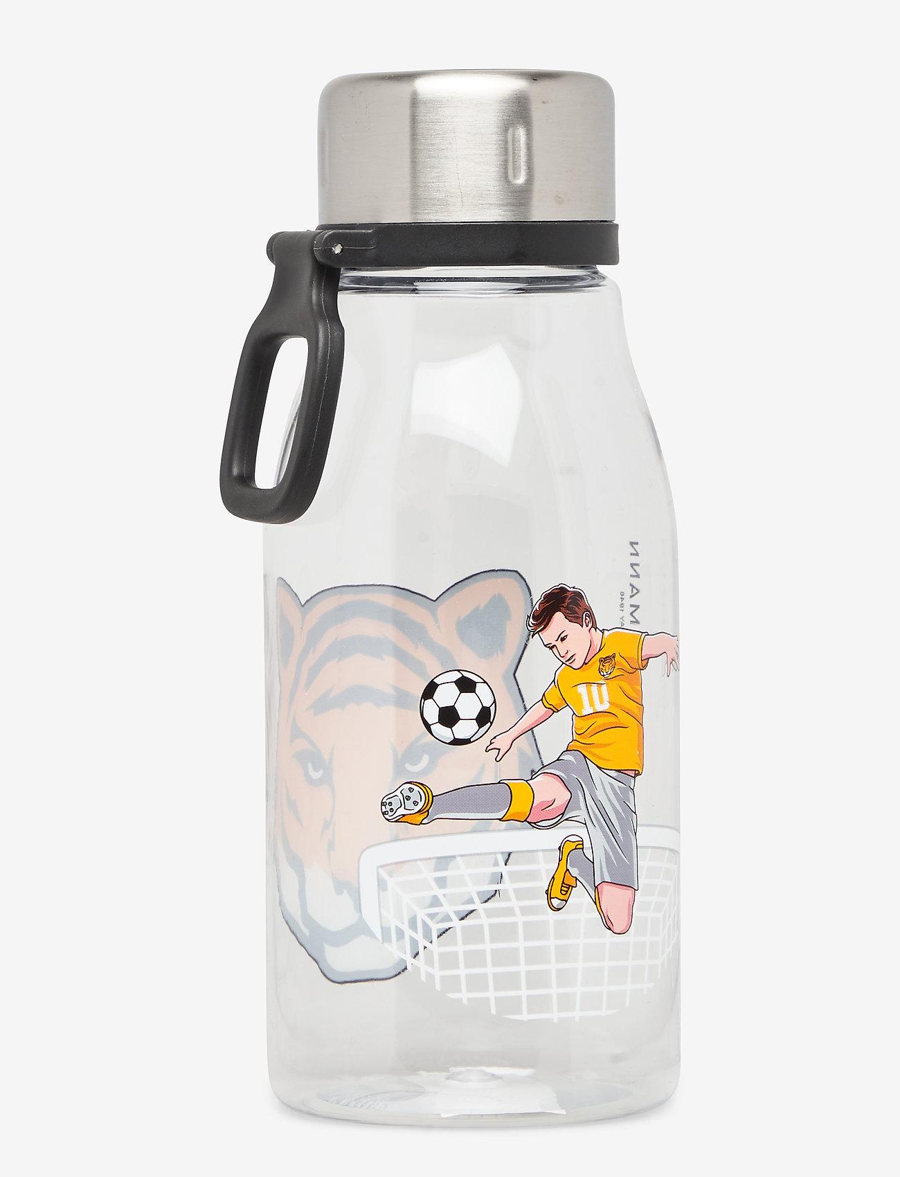 Beckmann of Norway - Drinking bottle 0,4L - Tiger Team - vannflasker - clear - 1