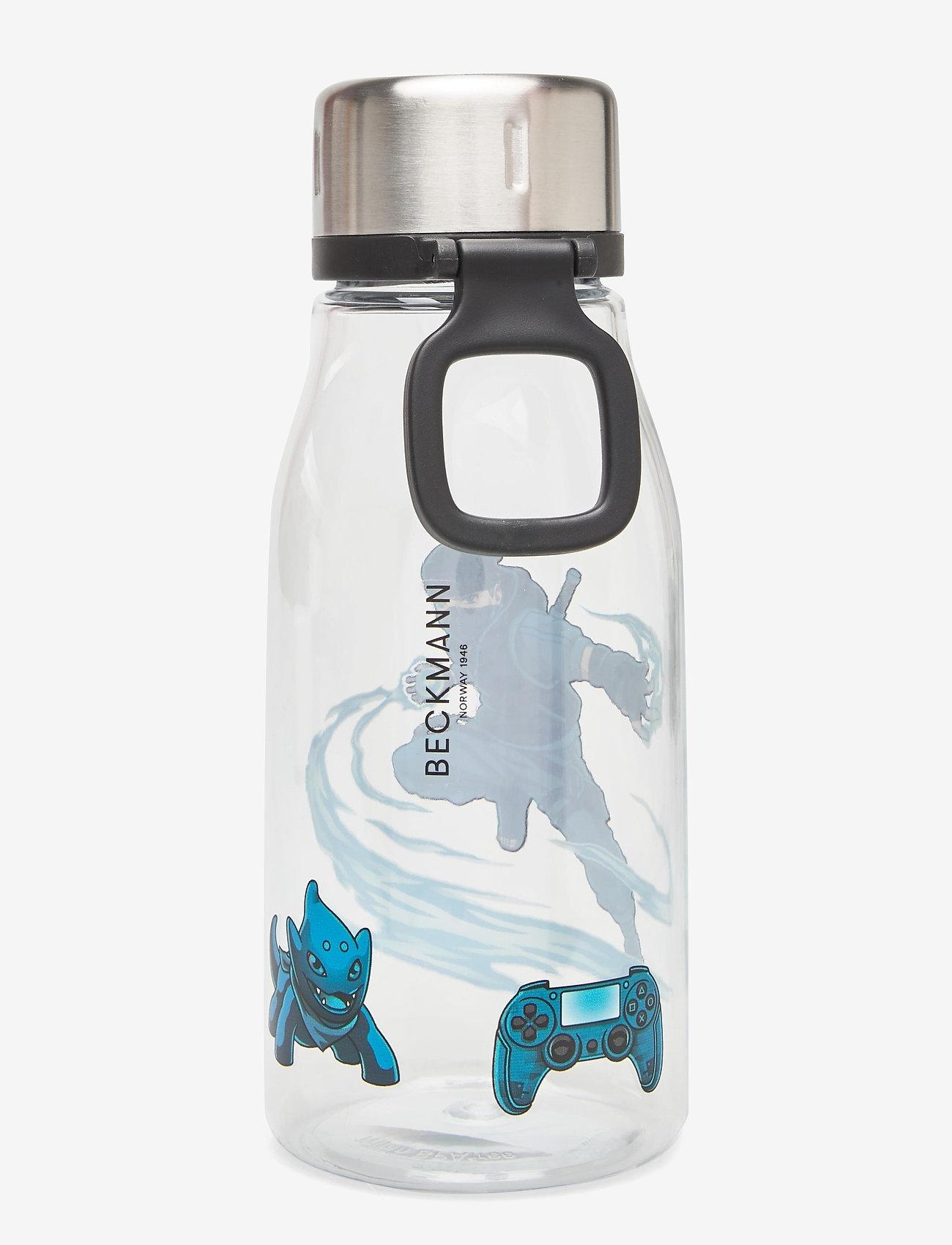 Beckmann of Norway - Drinking bottle 0,4L - Ninja Master - vannflasker - clear - 1