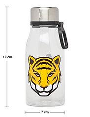 Beckmann of Norway - Drinking bottle 0,4L - Tiger Team - vannflasker - clear - 2