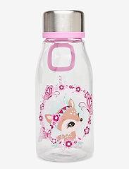 Beckmann of Norway - Drinking bottle 0,4L - Forest Deer - vannflasker - clear - 0