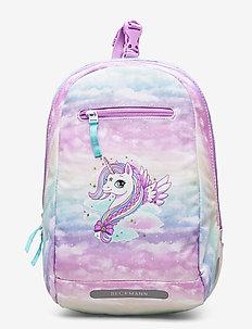 Gym/Hiking backpack 12L - Unicorn - rygsække - pink