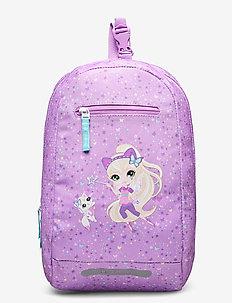 Gym/Hiking backpack 12L - Magic Alva - reput - light purple