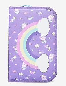 Single-section pencil case - Dream - Étuis à crayons - purple