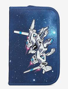 Single-section pencil case - Spaceship - Étuis à crayons - dark blue