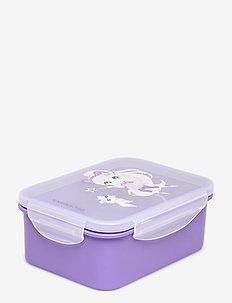 Lunch Box - Magic Alva - boîtes à lunch - purple
