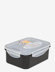 Lunch Box - Tiger Team - boîtes à lunch - black