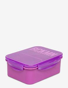 Lunch box - Purple - boîtes à lunch - purple