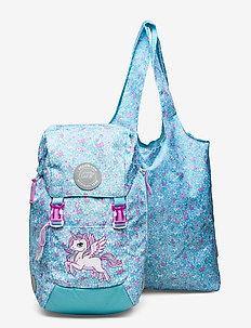 Classic 12L - Unicorn - plecaki - light blue