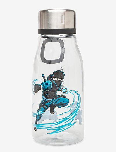 Drinking bottle 0,4L - Ninja Master - vannflasker - clear