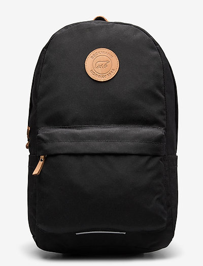 City 30L - Dusty Black - rucksäcke - dusty blue