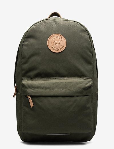 City 30L - Green - rucksäcke - green