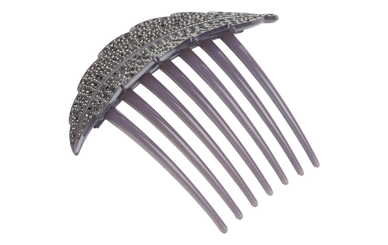 BECKSÖNDERGAARD Sparkle Hair Clip - GREYISH DREAM