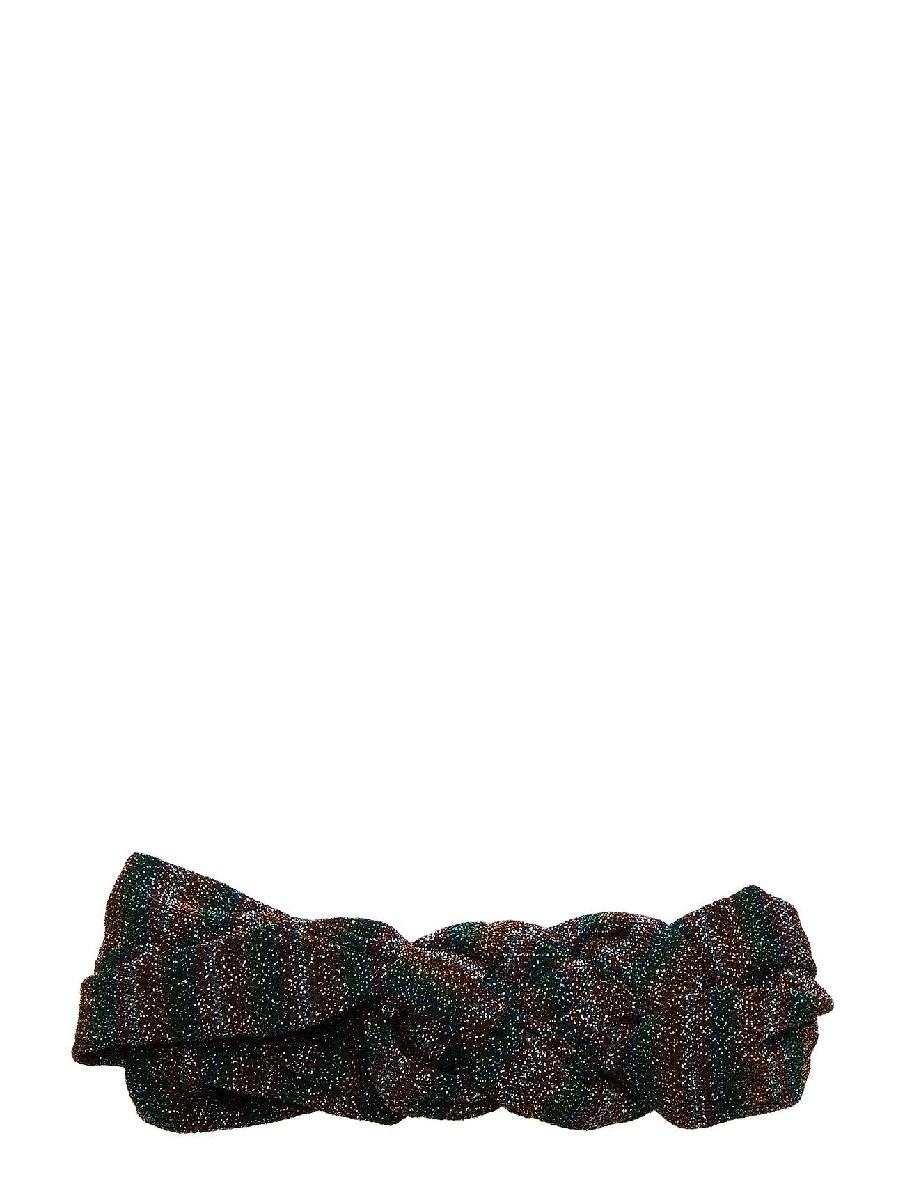 Image of Glitz Hairband Hårtilbehør Grøn BECKSÖNDERGAARD (3210236399)