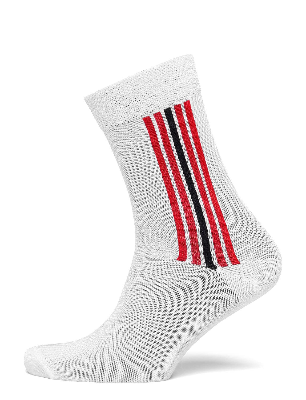 BECKSÖNDERGAARD Dalea Sport Sock - OFF WHITE
