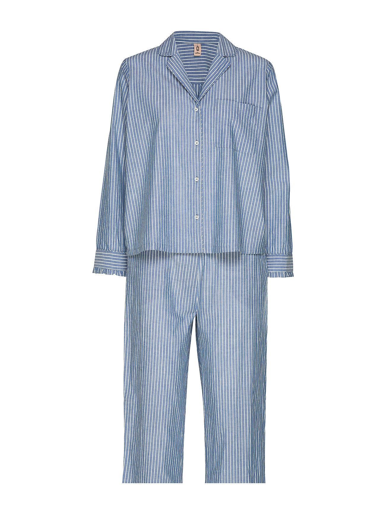 BECKSÖNDERGAARD Pyjamas Giftset - LIGHT BLUE