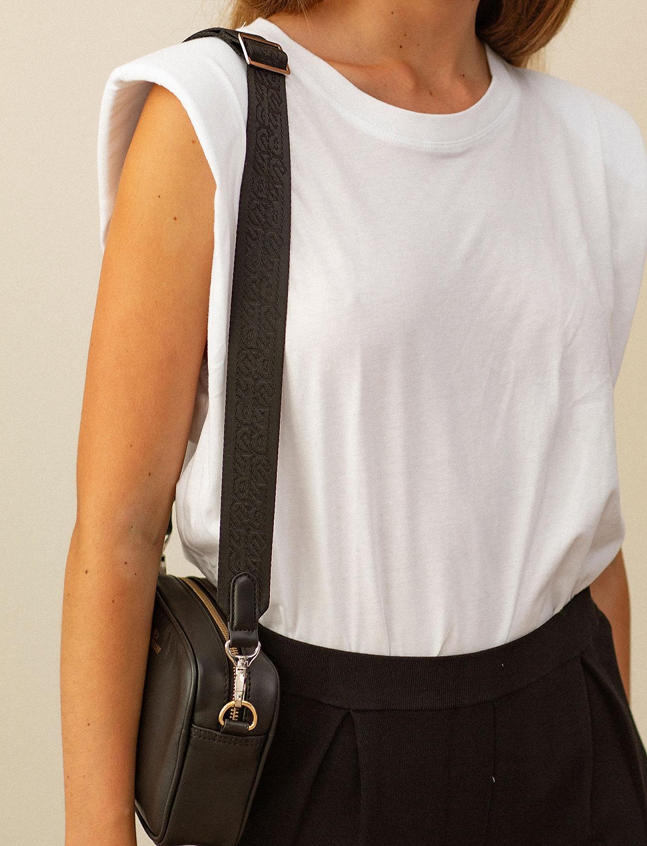 Becksöndergaard - BS Simple Strap - bag straps - black - 0