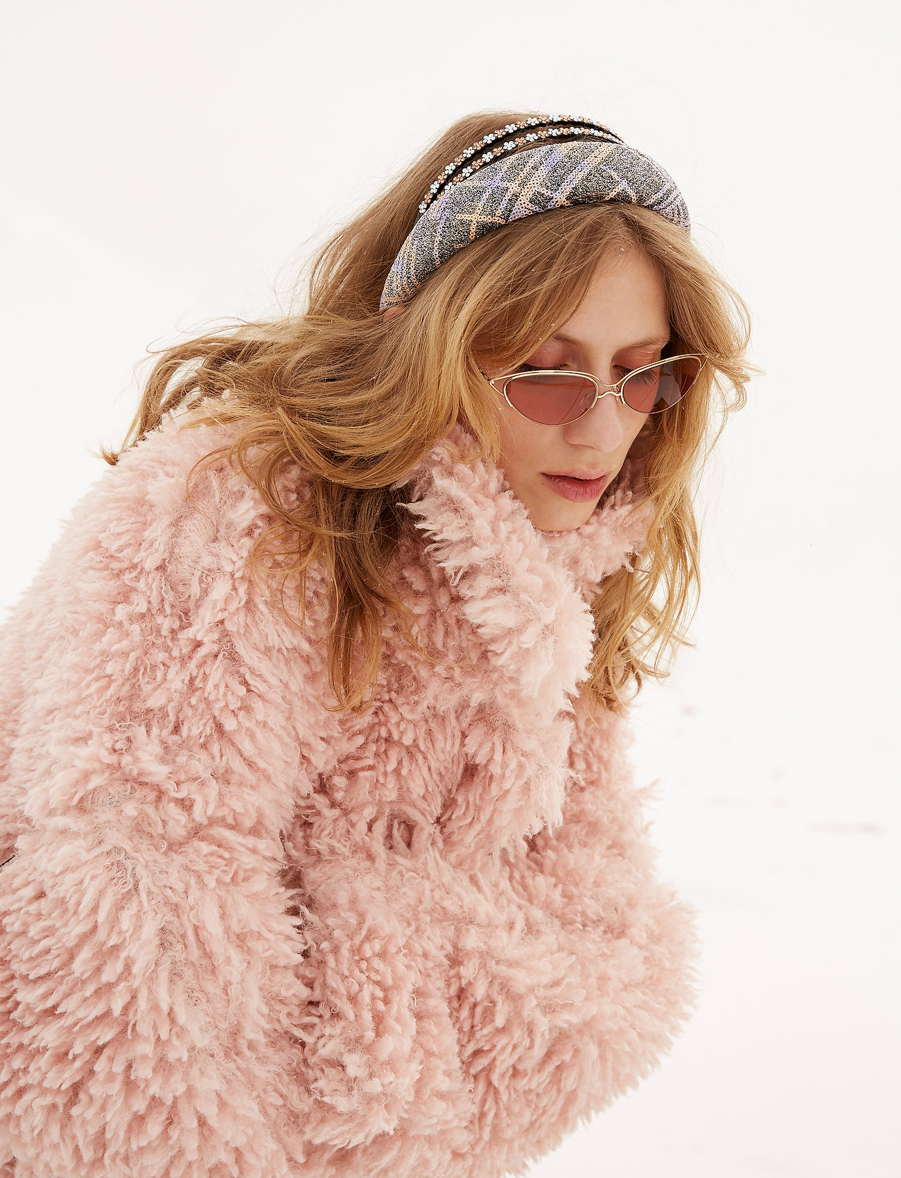 Becksöndergaard - Sequina Hairbrace - haar accessoires - lavender frost - 0