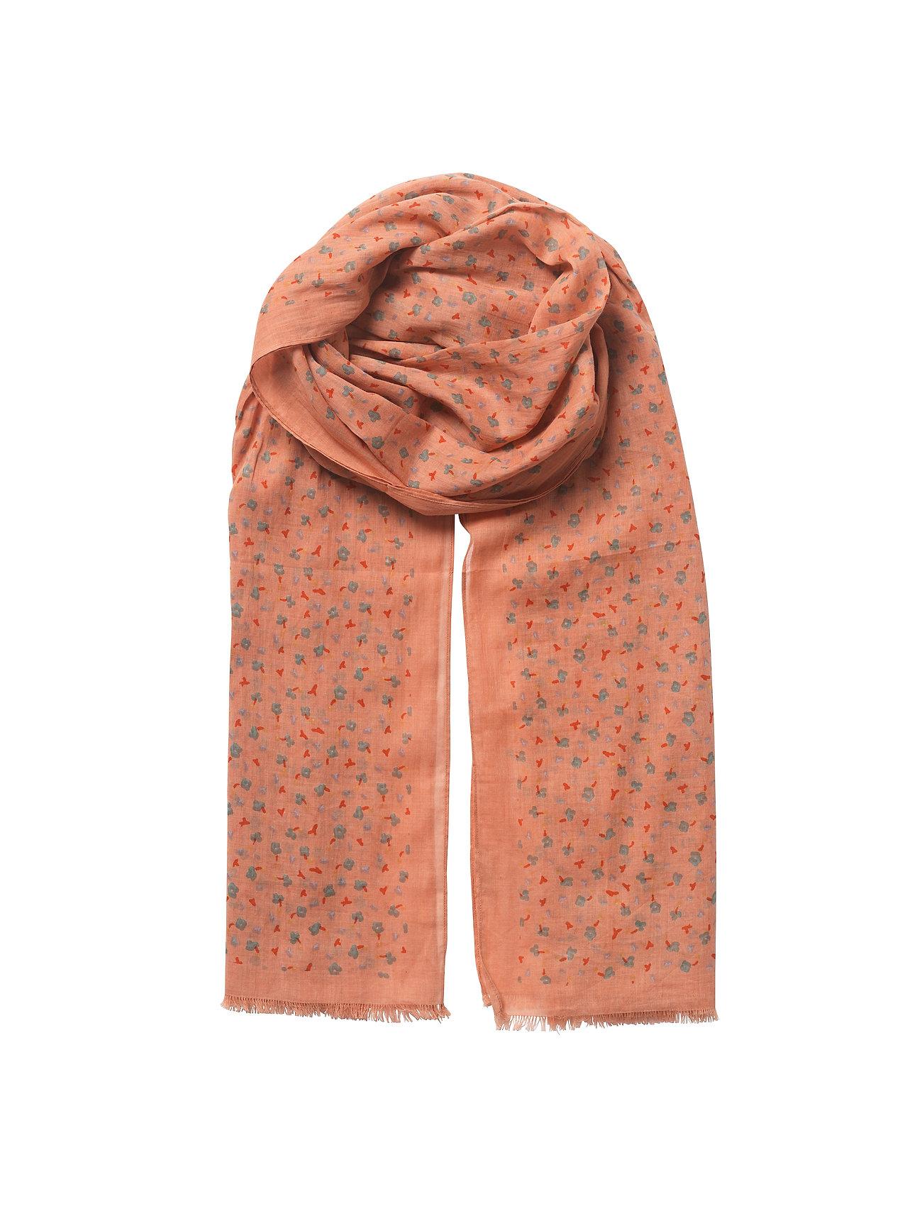 Becksöndergaard - Picola Corga Scarf - accessories - dusty pink - 0
