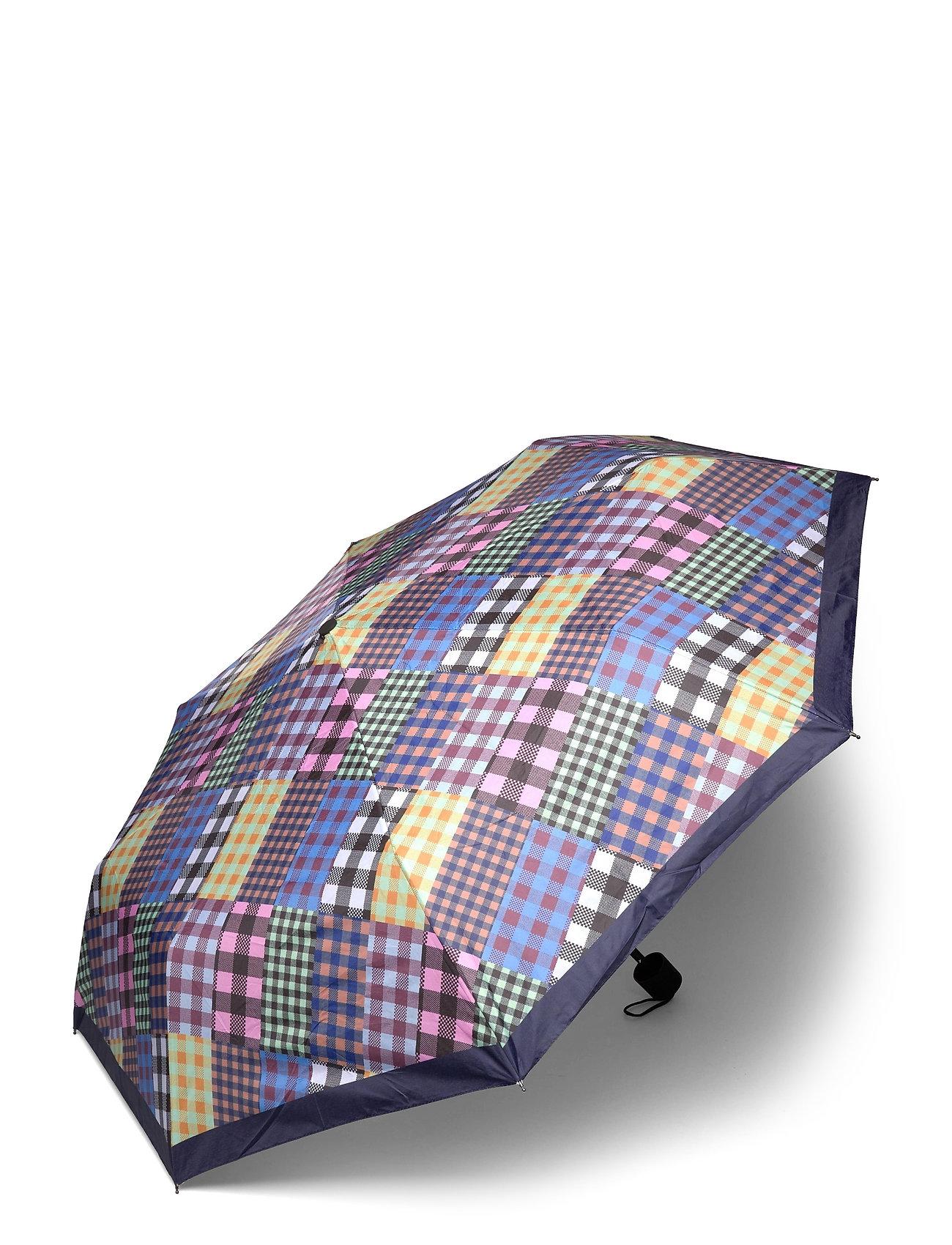 Mukki Umbrella Paraply Multi/mønstret Becksöndergaard