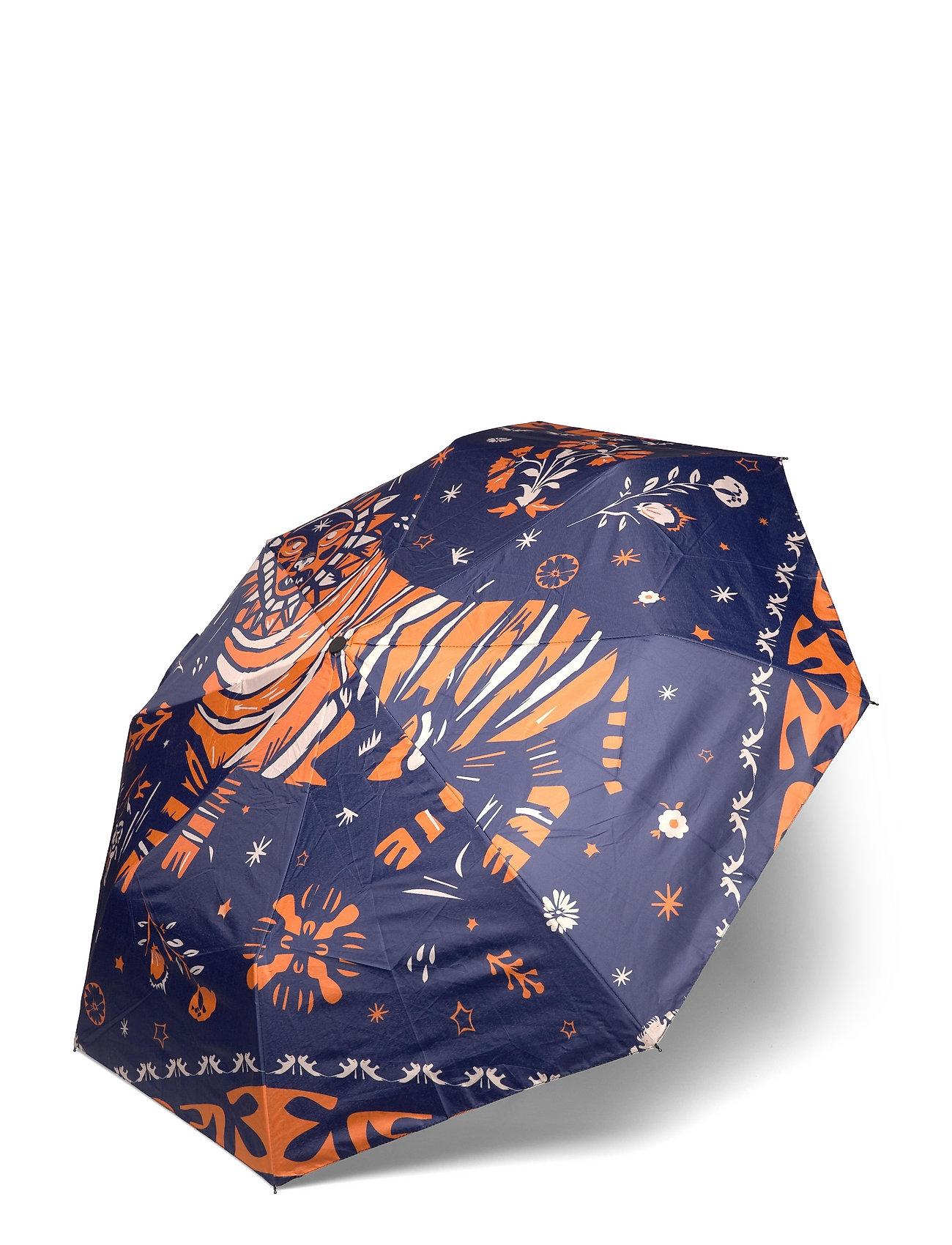 Awentia Umbrella Paraply Blå Becksöndergaard