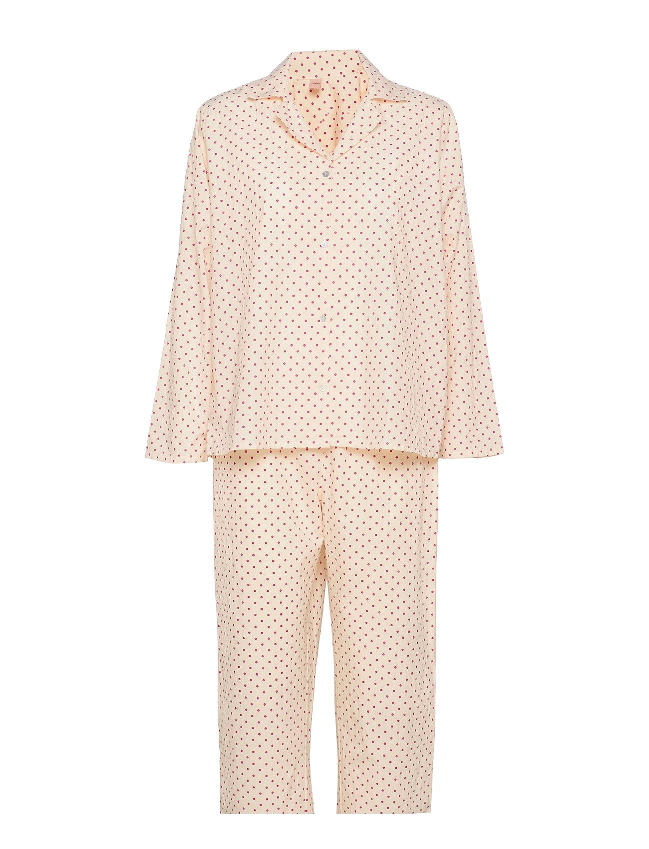 Dyami Pyjamas Set Pyjamas Nattøj Lyserød Becksöndergaard