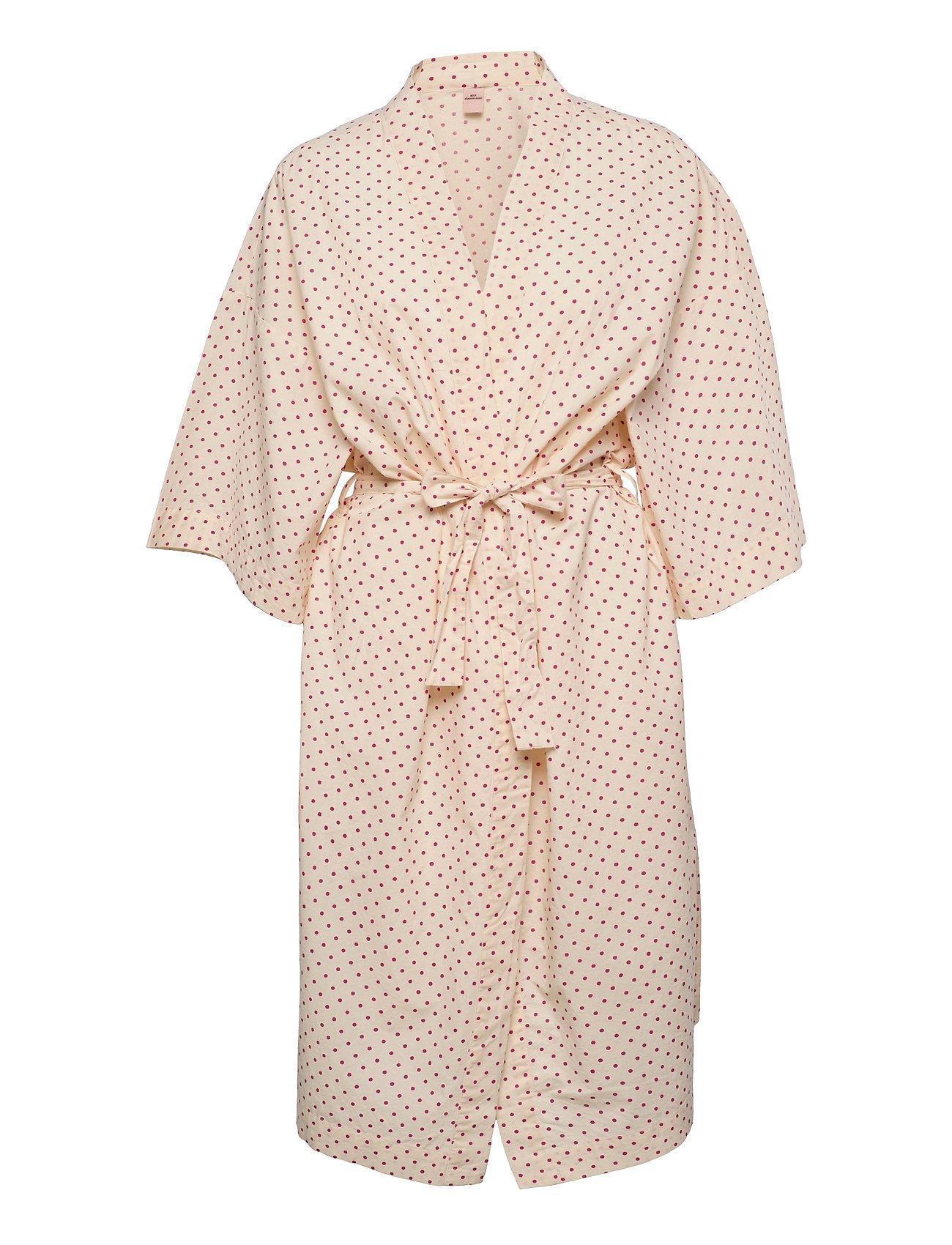Dyami Liberte Kimono Kimonos Lyserød Becksöndergaard