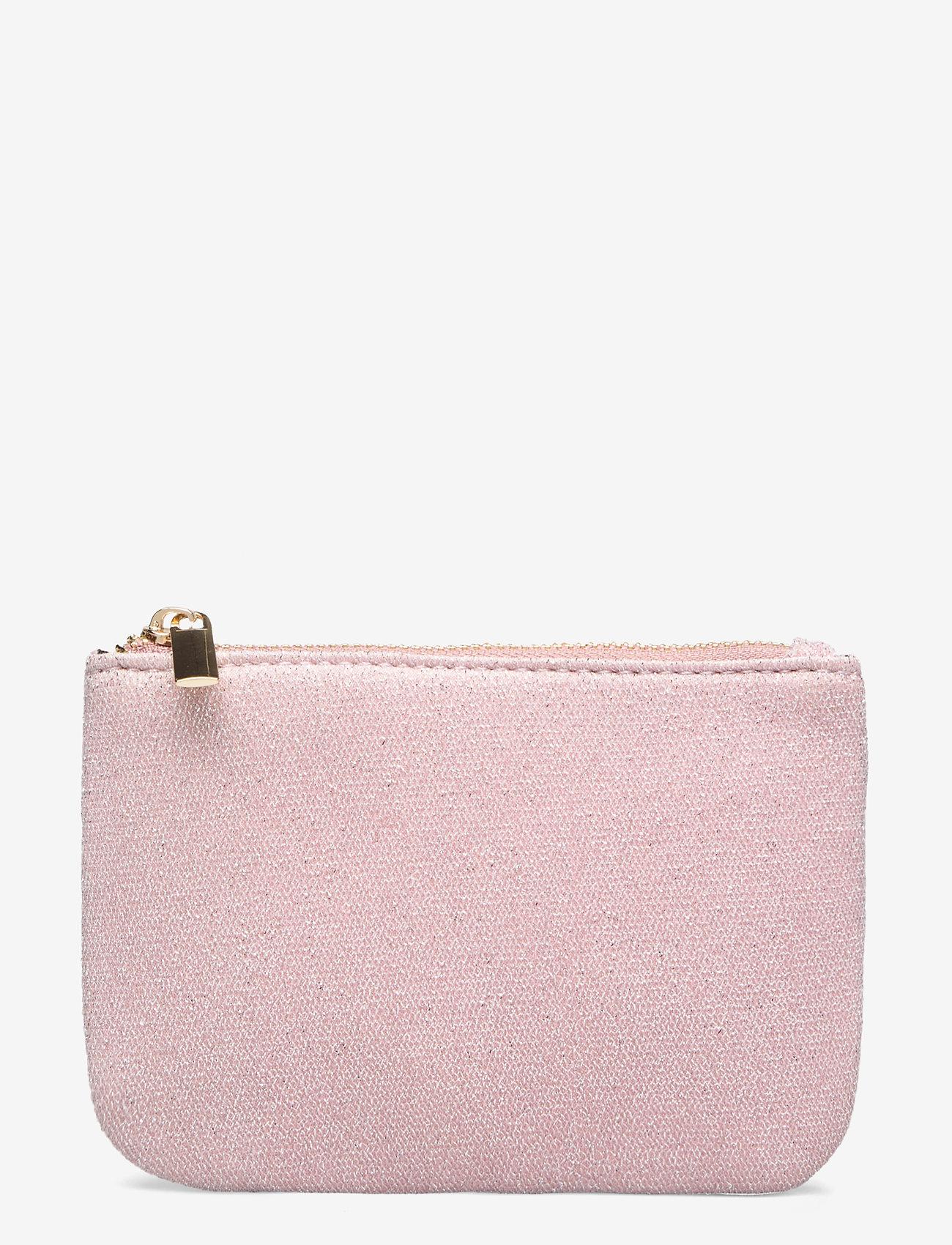 Becksöndergaard - Lura Glittery - torby kosmetyczne - crystal pink - 0