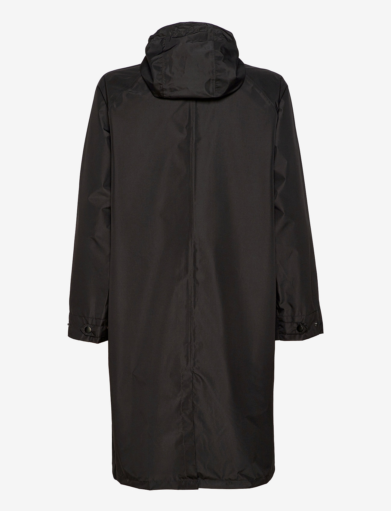 Becksöndergaard - Solid Magpie Raincoat - regnjakker - black - 1