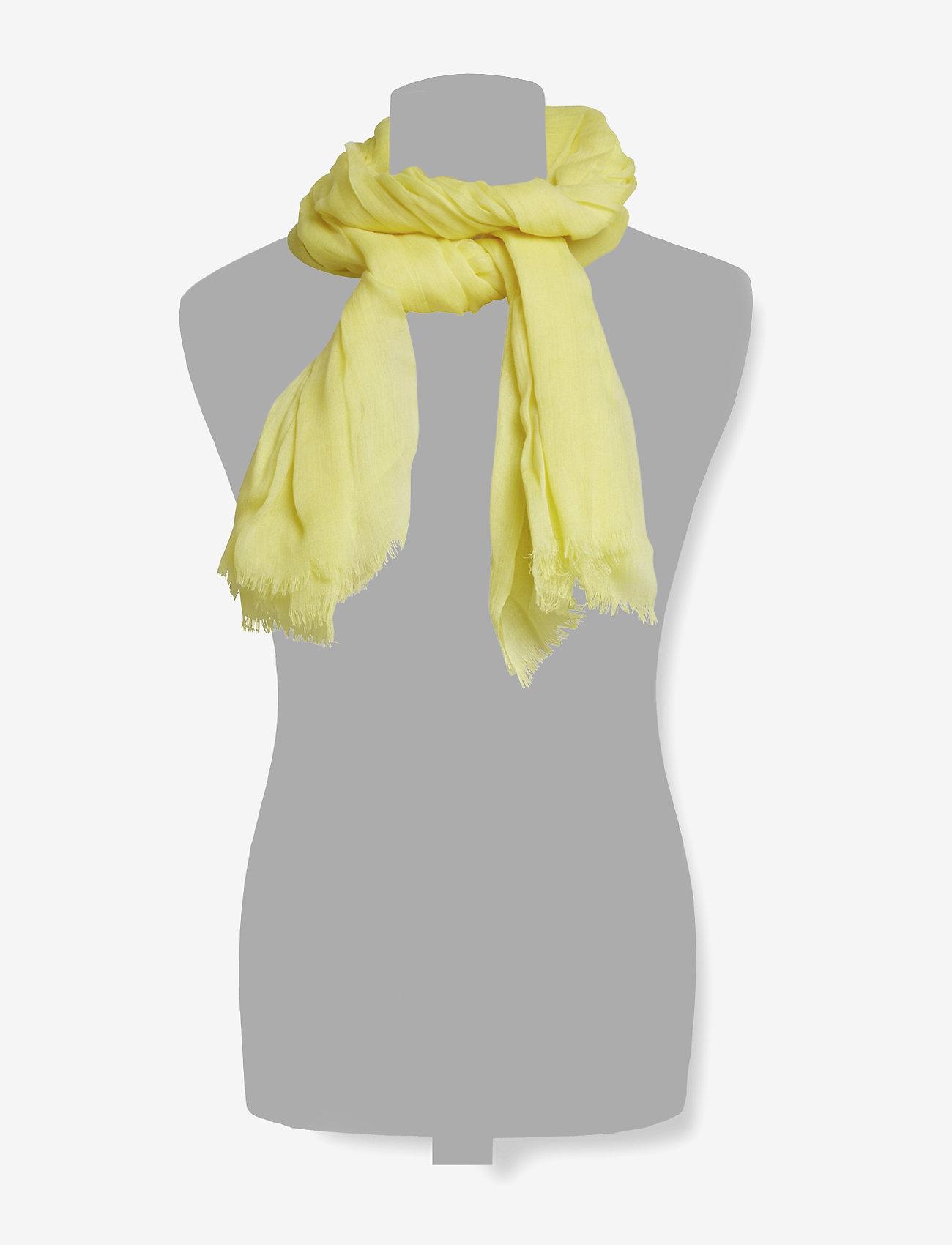 Becksöndergaard - Shiki - scarves - yellow - 1