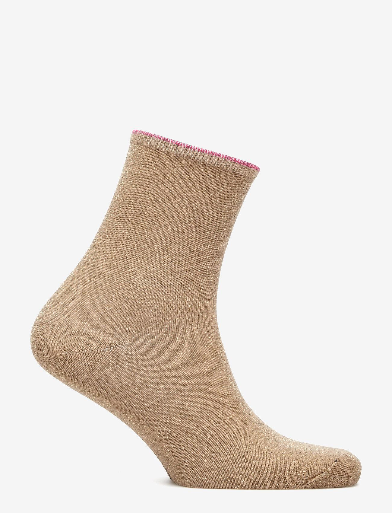 Becksöndergaard - Diana - chaussettes - brownish - 1