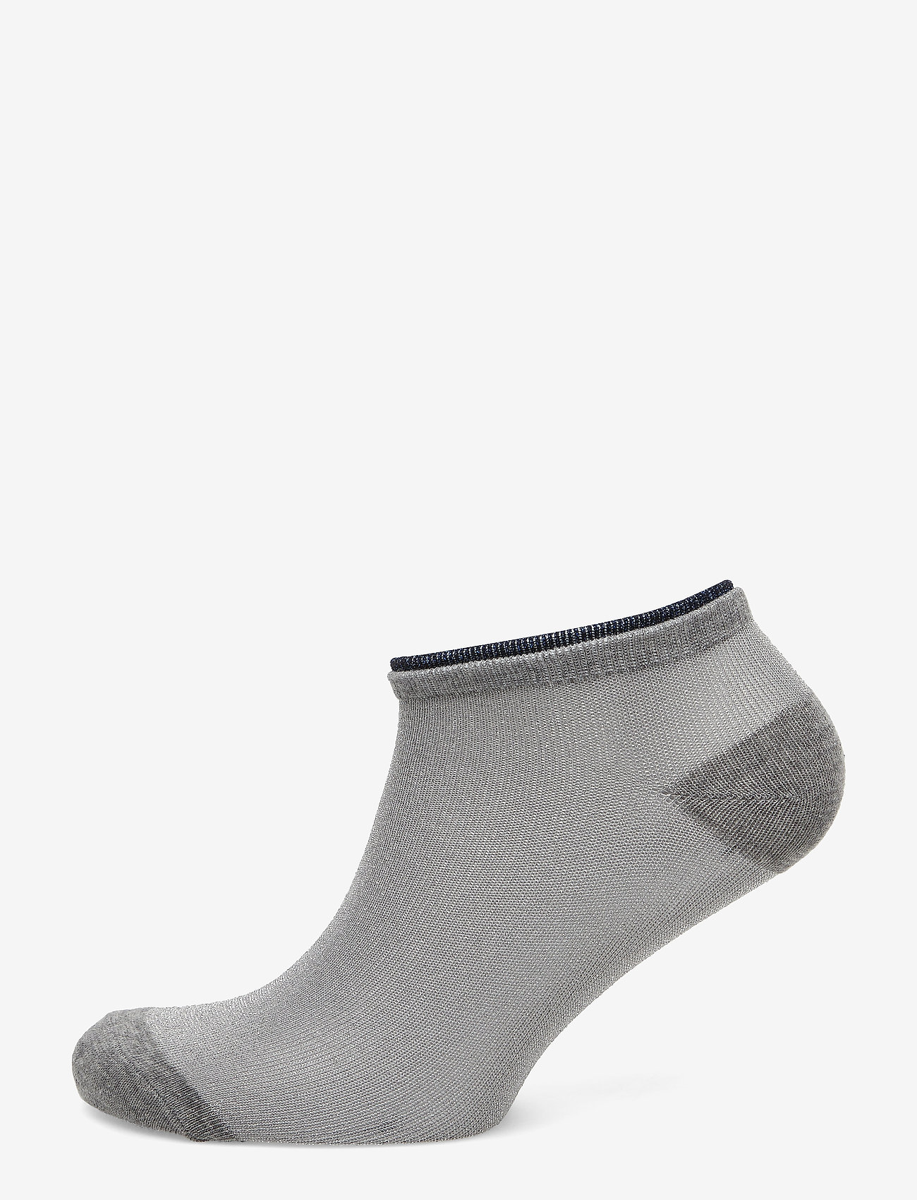 Becksöndergaard - Dollie Solid - steps & footies - grey melange - 0