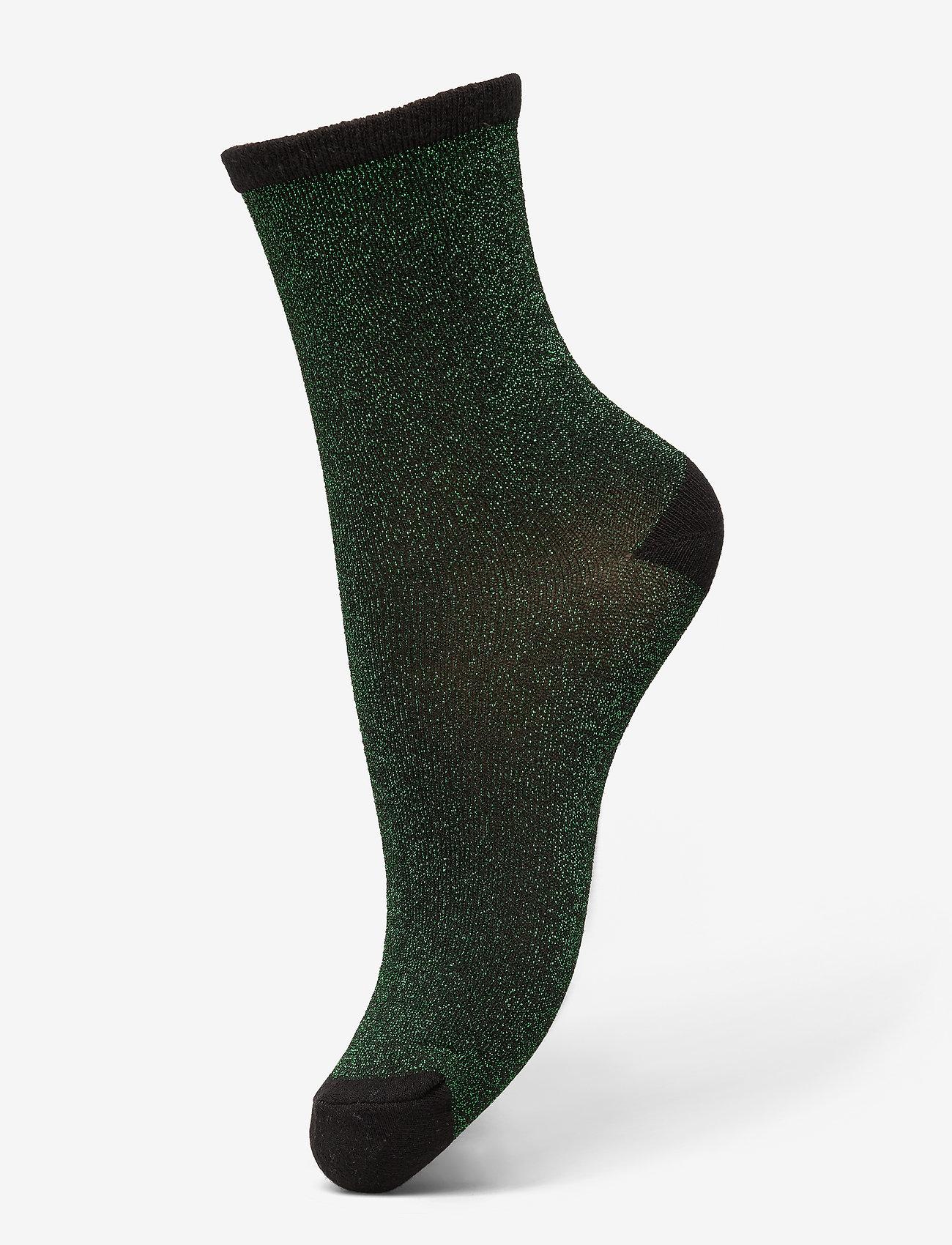 Becksöndergaard - Dina Solid - sokker - botanical garden - 0