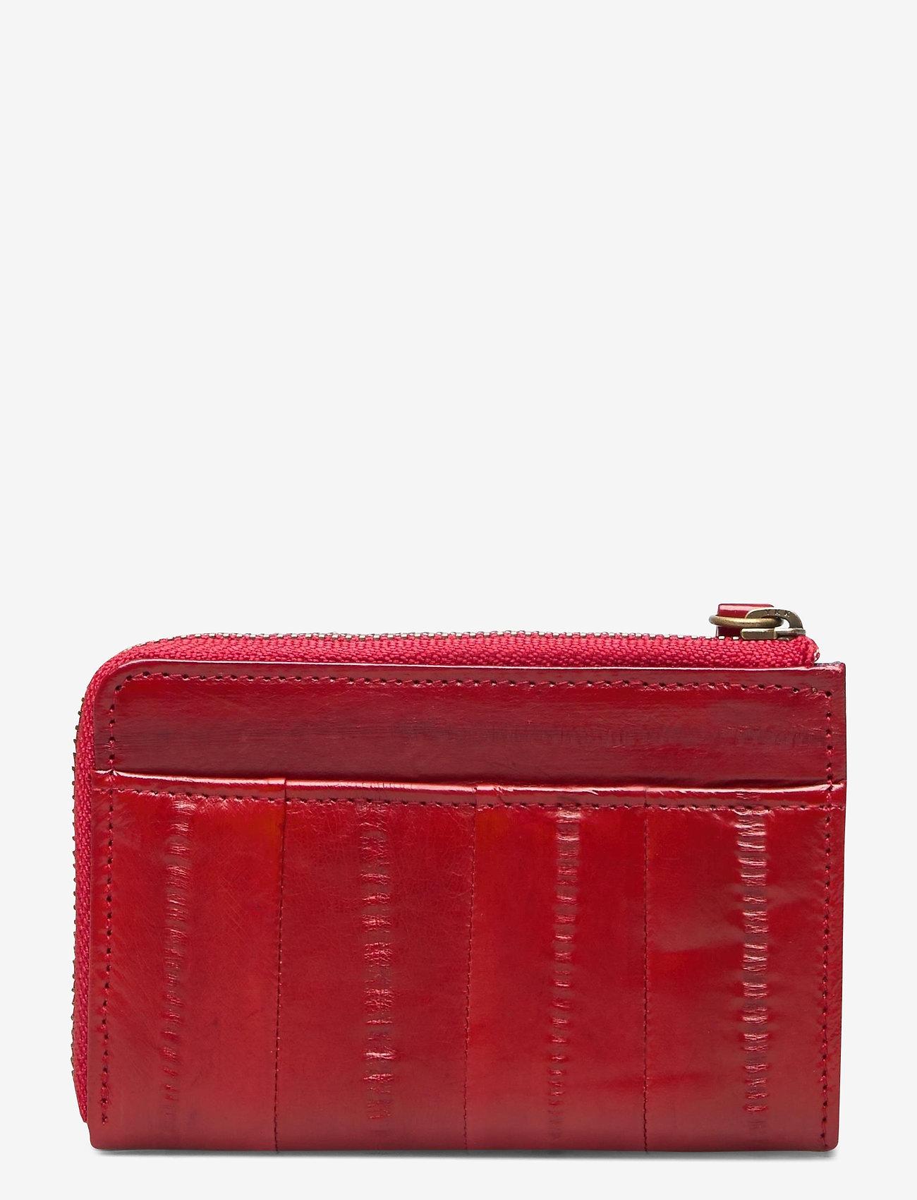 Becksöndergaard - Cult wallet - portfele - red - 1
