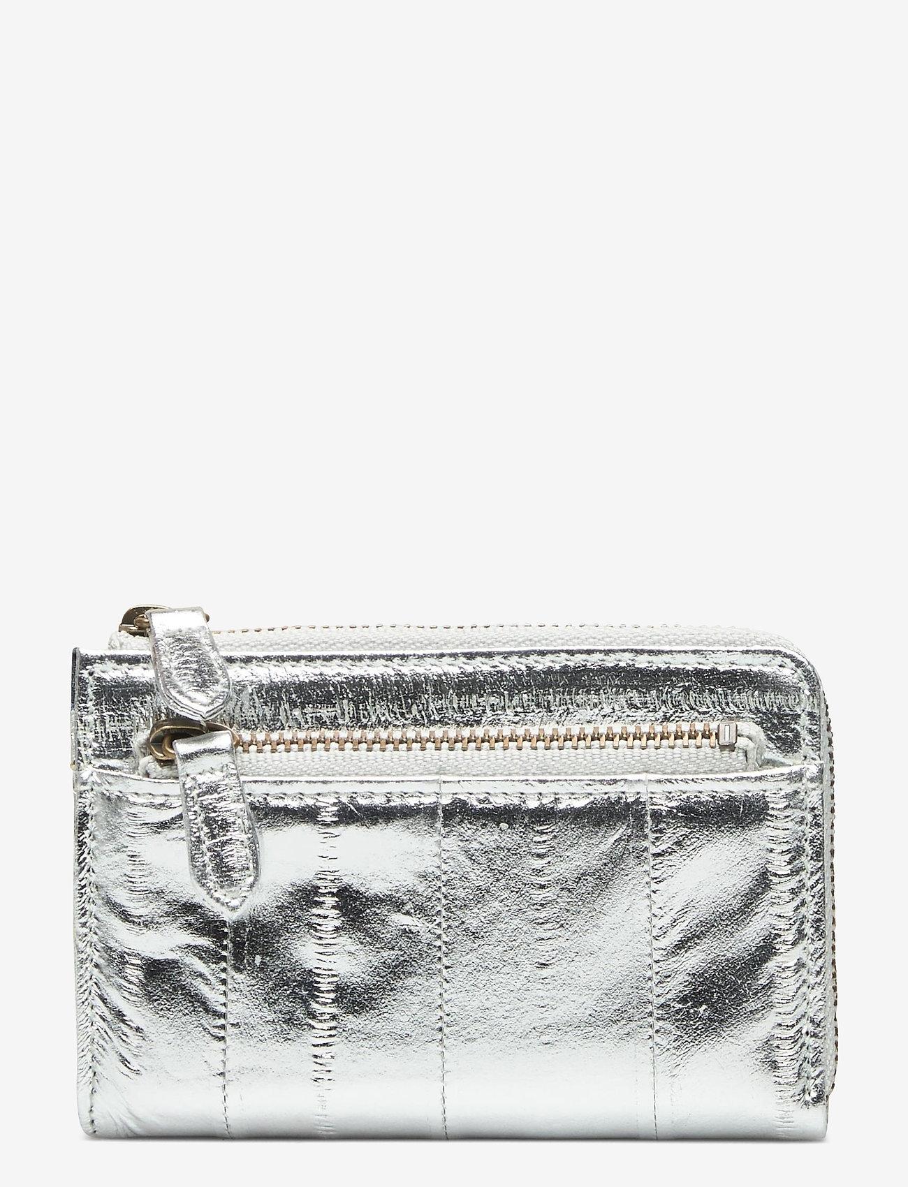Becksöndergaard - Cult wallet - portfele - silver - 0