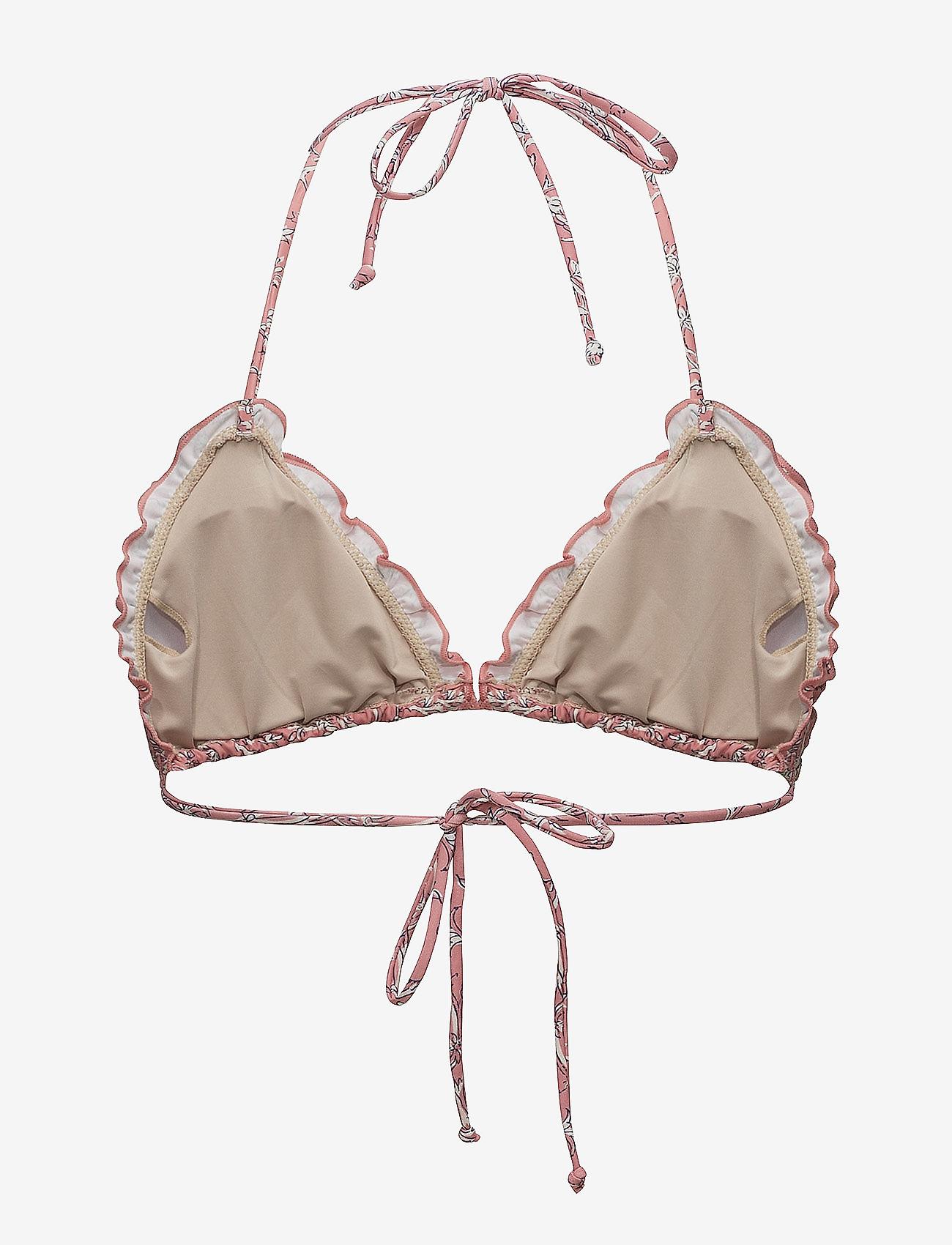 Becksöndergaard - Bikini Dahna top - bikinitopper - lantana - 1