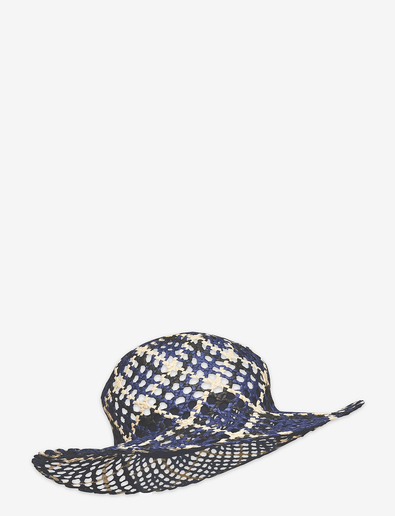 Becksöndergaard - Mabel Hat - hattar - blue - 0