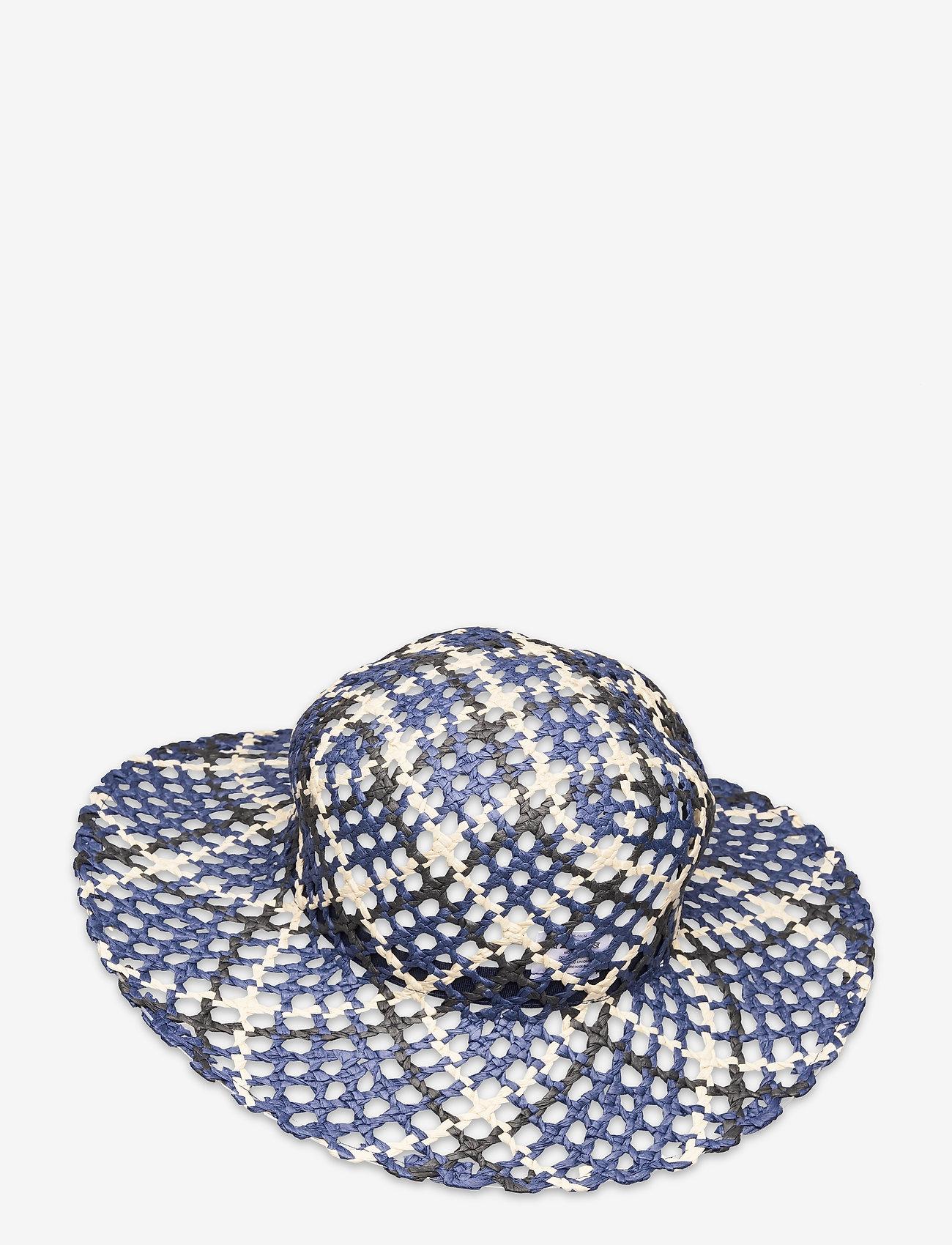 Becksöndergaard - Mabel Hat - hattar - blue - 1